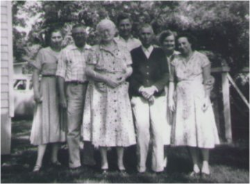 Photo of Fred Foor Family