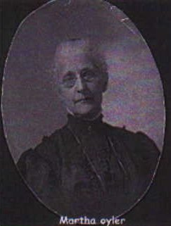 photo of Martha (OYLER) FOOR