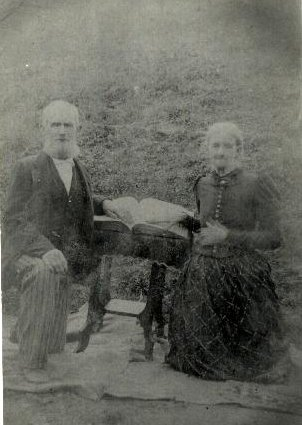 Peter Foor and wife Isabella